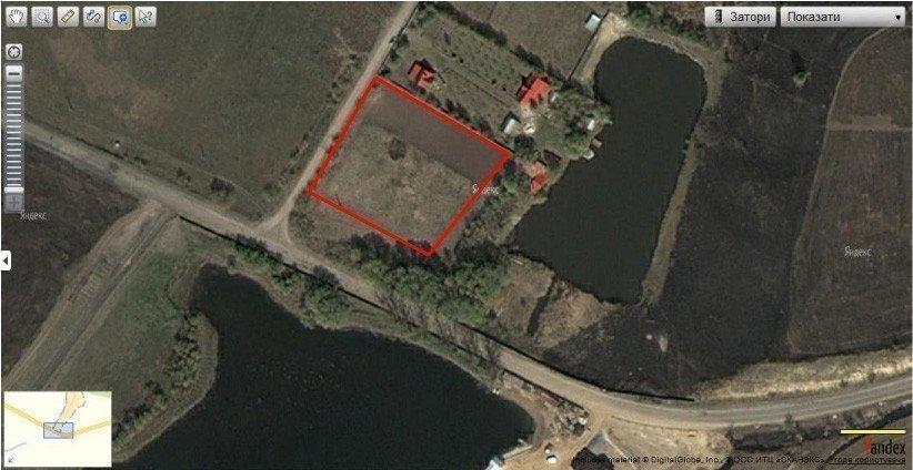 Фото: Продам земельный участок в городе Погребы. Объявление № 4706