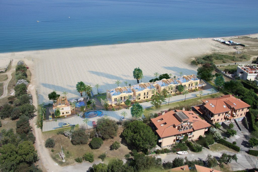 Sale property abroad Roseto Beach