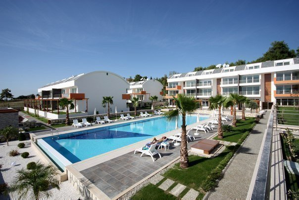 Sale property abroad Apartments in a luxury complex