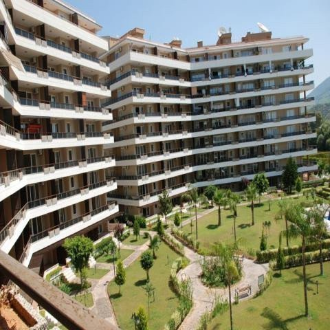 Sale property abroad I will sell an apartment in Alanya