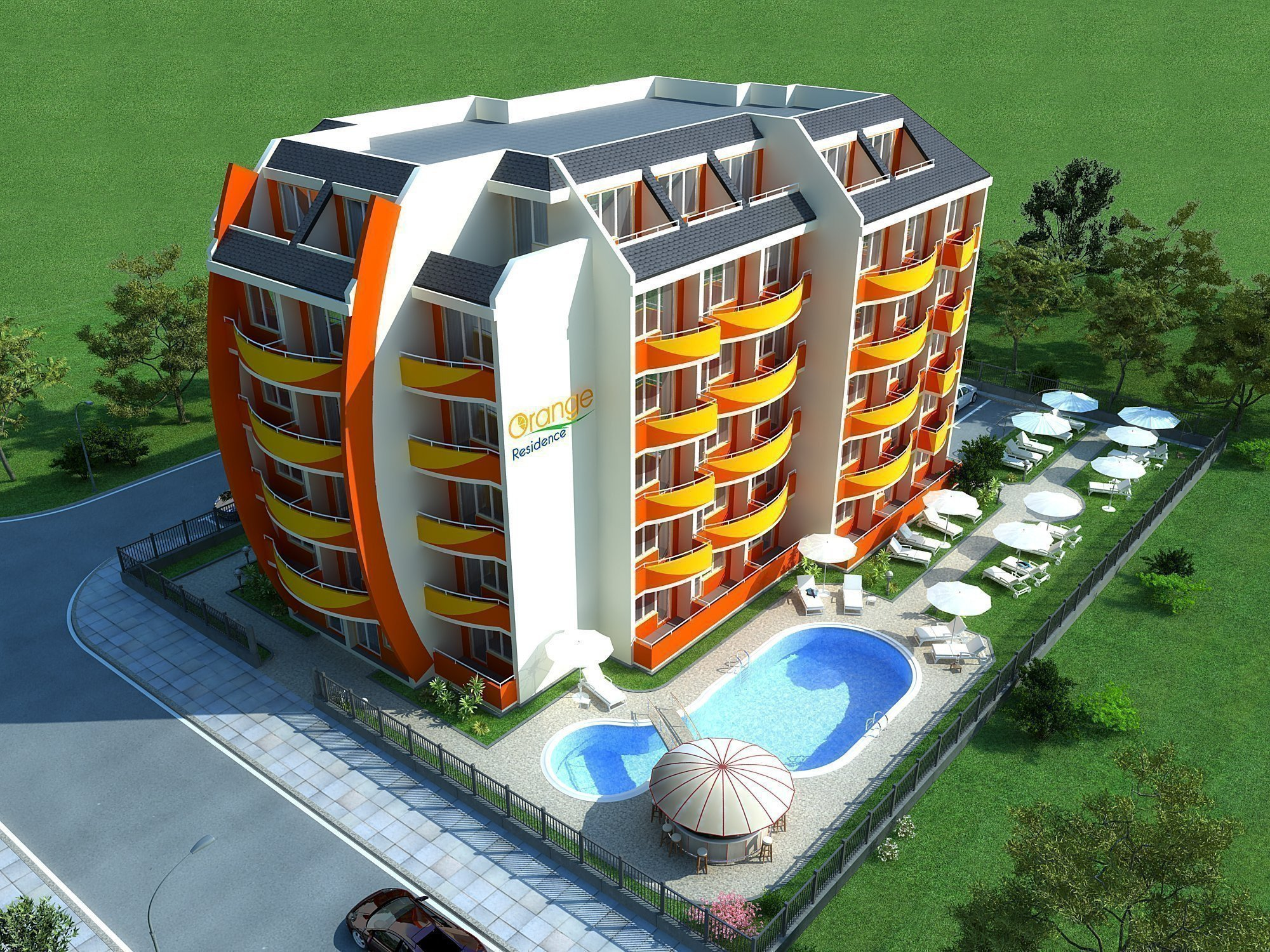 Sale property abroad Studio in Nessebar