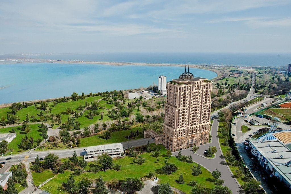 Sale property abroad Luxury complex in Burgas