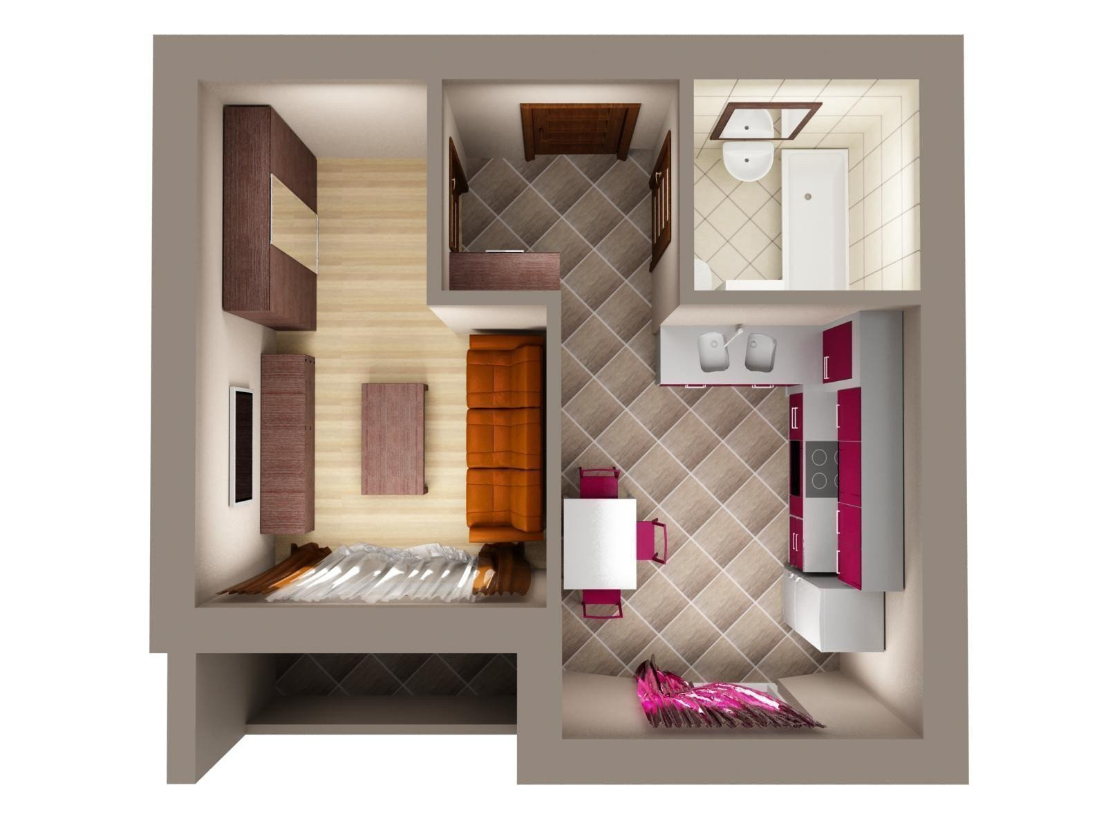 Photo: Sale flat in Ирпень. Announcement № 3385