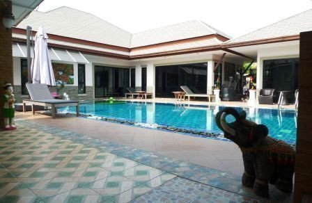 Sale property abroad Luxury Villa for sale in Thailand