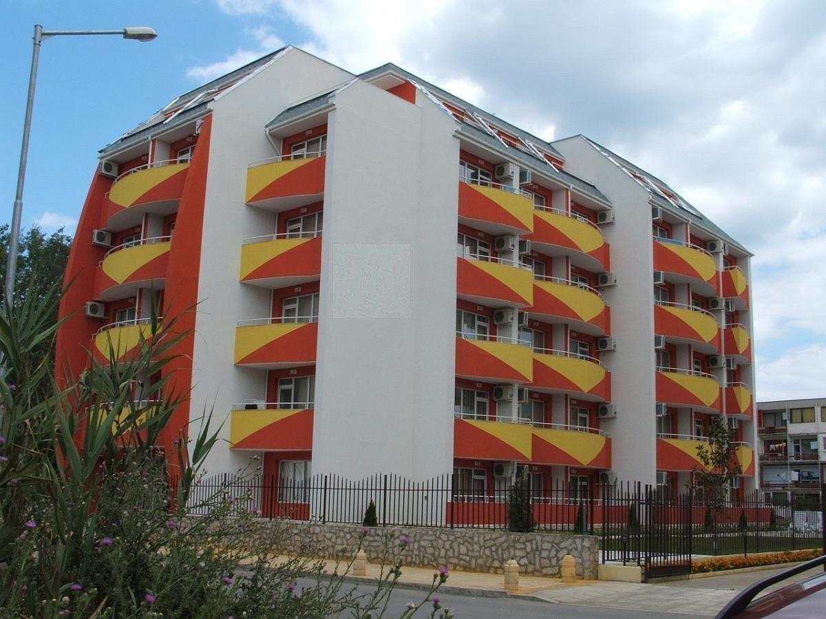Sale property abroad 1 bedroom studio apartment sunny Beach