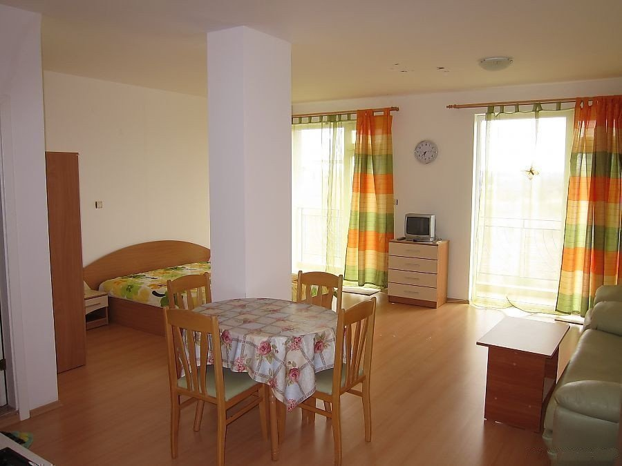 Sale property abroad Studio apartment on the Bulgarian coast