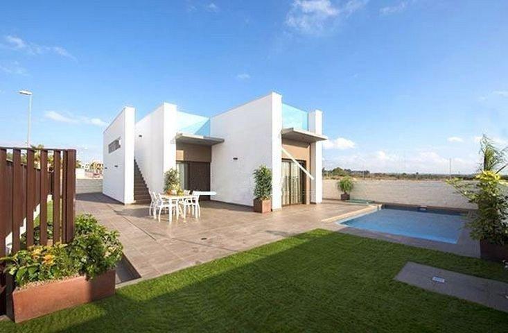 Sale property abroad Люкс-Вилла Новостройка в Испании