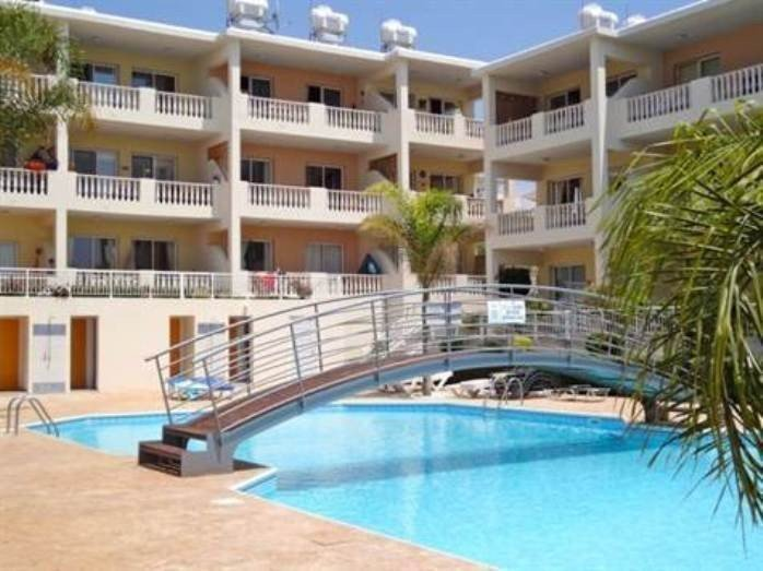 Sale property abroad Two Bedroom Apartment in Paphos