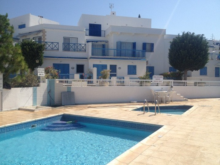 Sale property abroad Apartments by the sea in the region of Paphos
