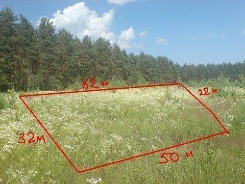 Фото: Продам земельный участок в городе Забирье. Объявление № 5028