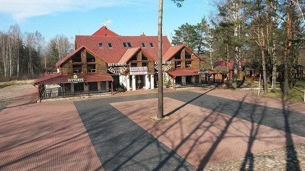 Продам недвижимость за рубежом Ресторан с отелем в Вильнюсе
