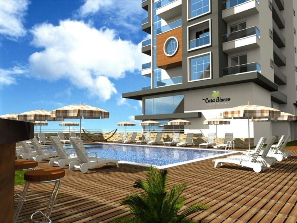 Продам недвижимость за рубежом Новые апартаменты класса люкс в Махмутларе