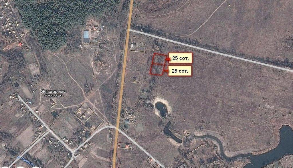 Фото: Продам земельный участок в городе Ясногородка. Объявление № 5265