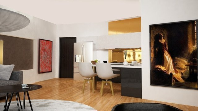 Sale property abroad Luxury apartments in Cyprus