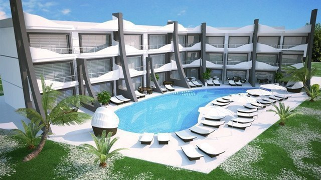 Sale property abroad Apartments in North Cyprus
