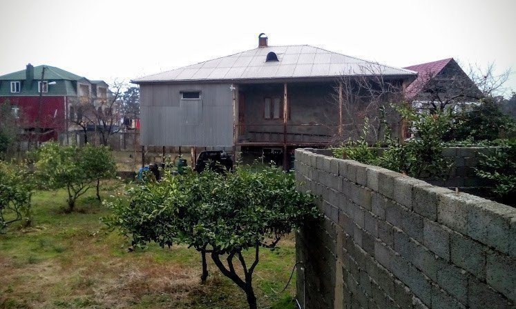 Sale property abroad Big house with a garden near Batumi