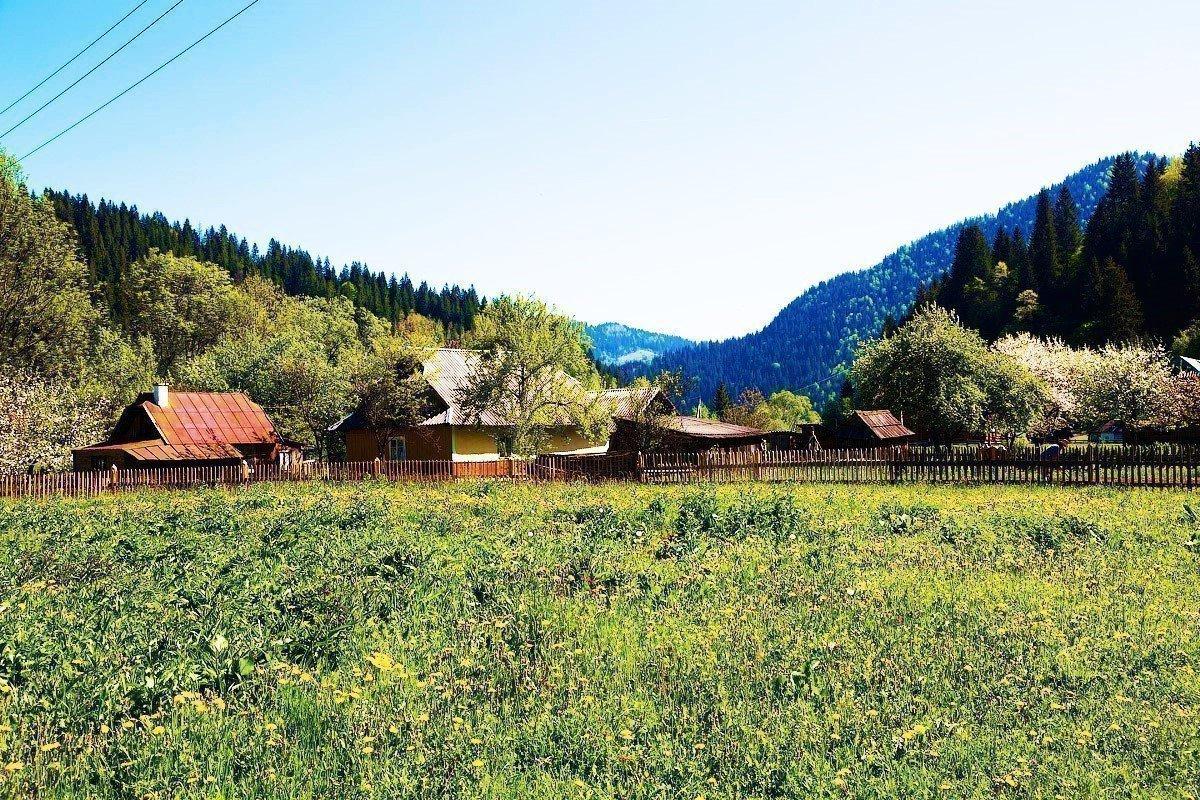 Фото: Продам земельный участок в городе Верховина. Объявление № 5336