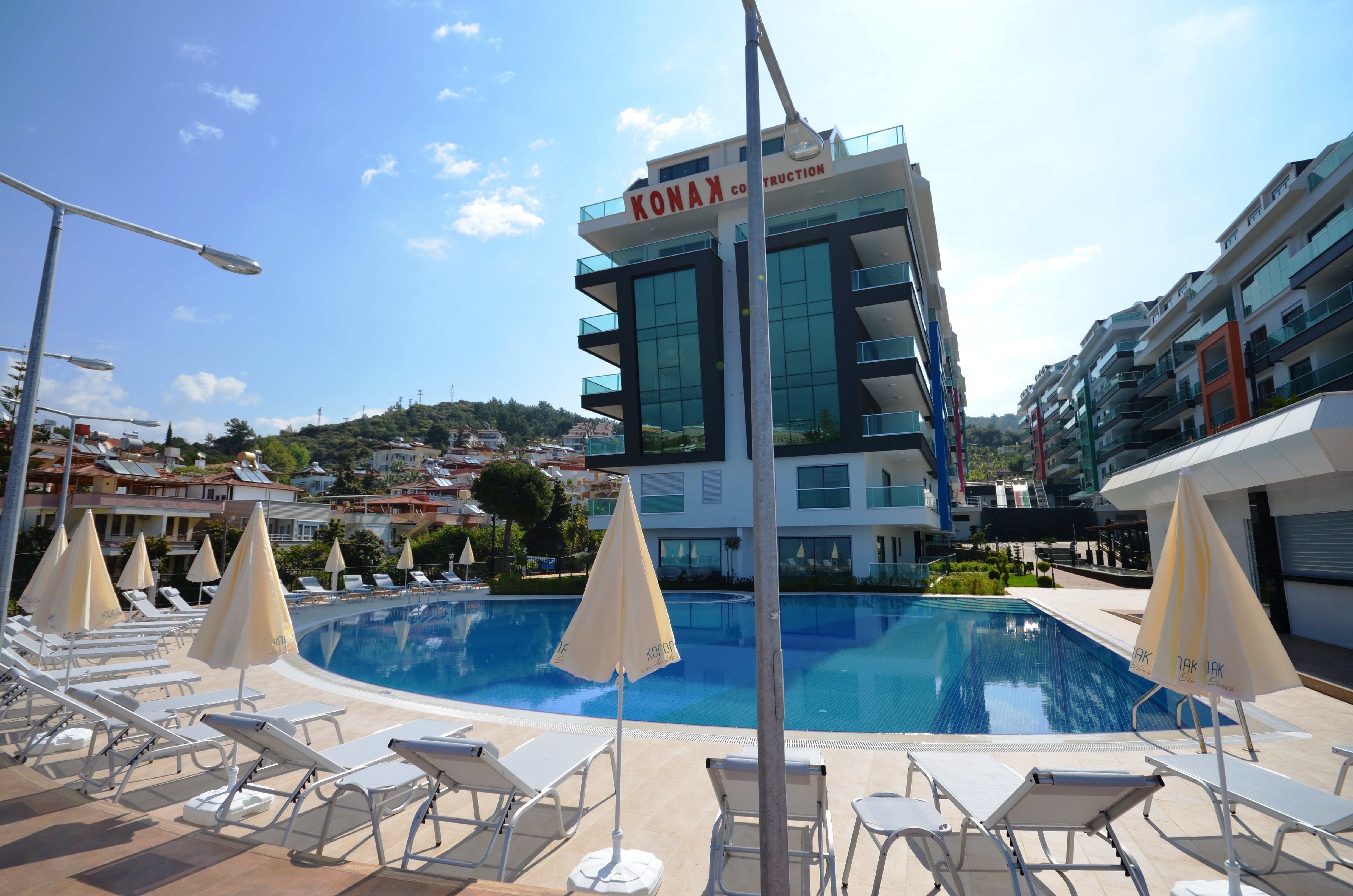 Sale property abroad Apartments from the developer in Alanya