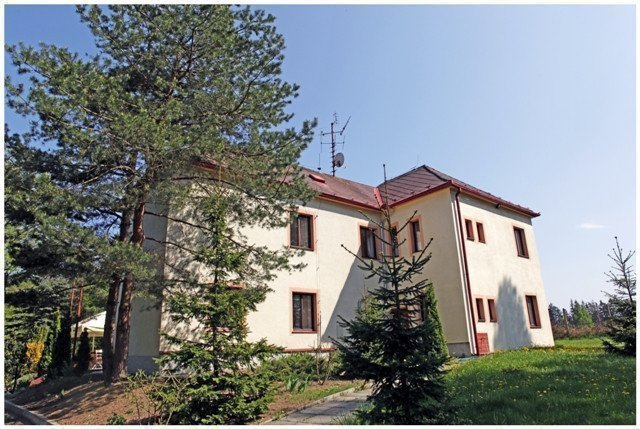 Sale property abroad Boarding house in the foothills of southern Bohemia