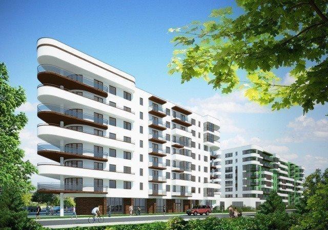 Продам недвижимость за рубежом Квартиры от застройщика в центре Кракова