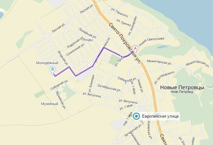 Фото: Продам земельный участок в городе Новые Петровцы. Объявление № 5542