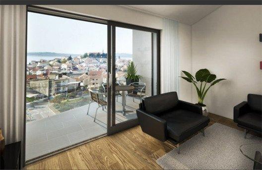Sale property abroad Апартаменти  з видом на море