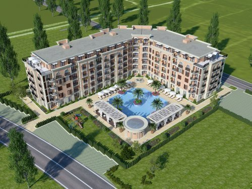 Sale property abroad CASCADAS – RAVDA - the best-selling complex in Bulgaria!