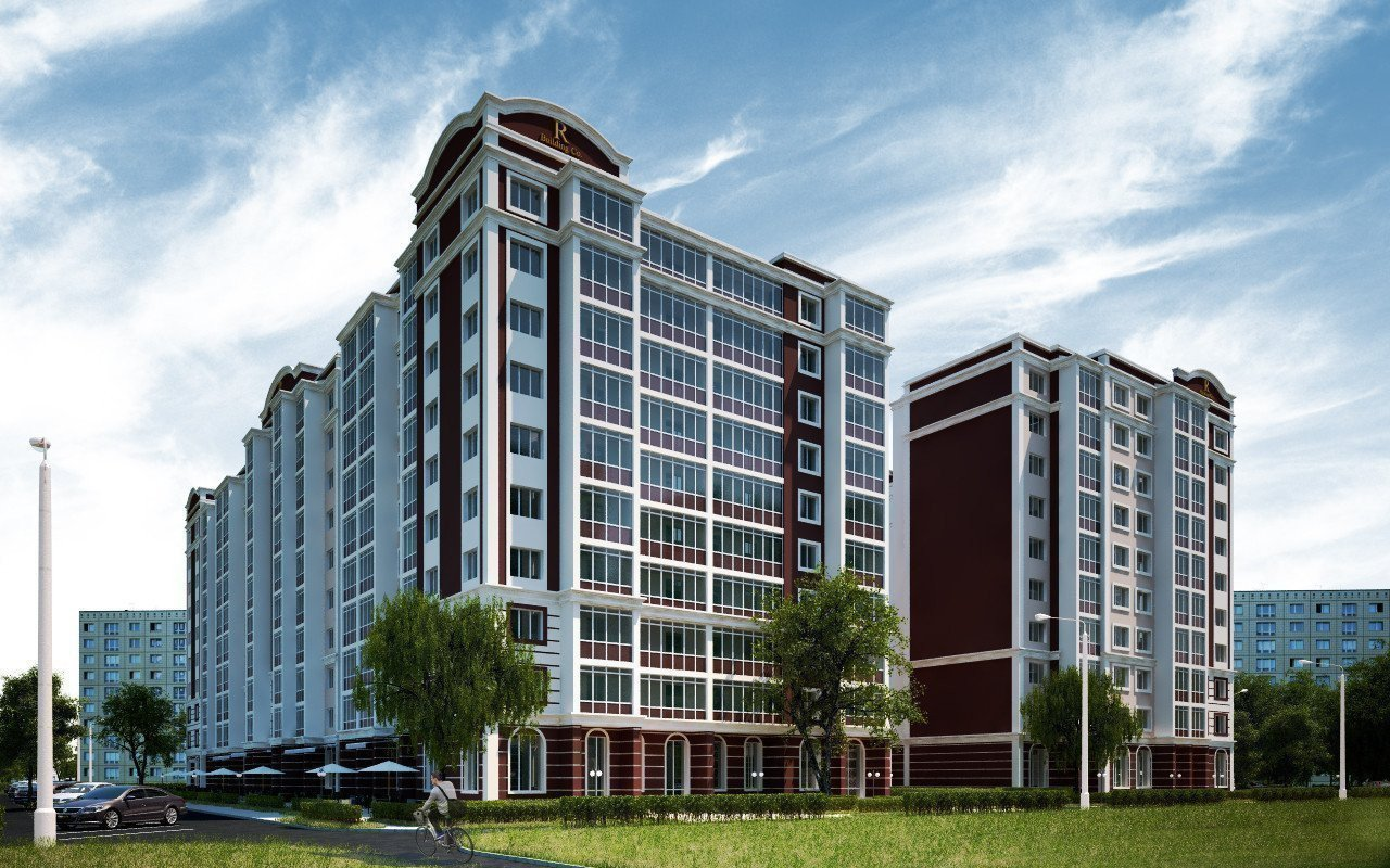 Buy an apartment in a new building Millenium residential comlex