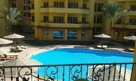 Sale property abroad Apartments in a residential complex near the Red Sea