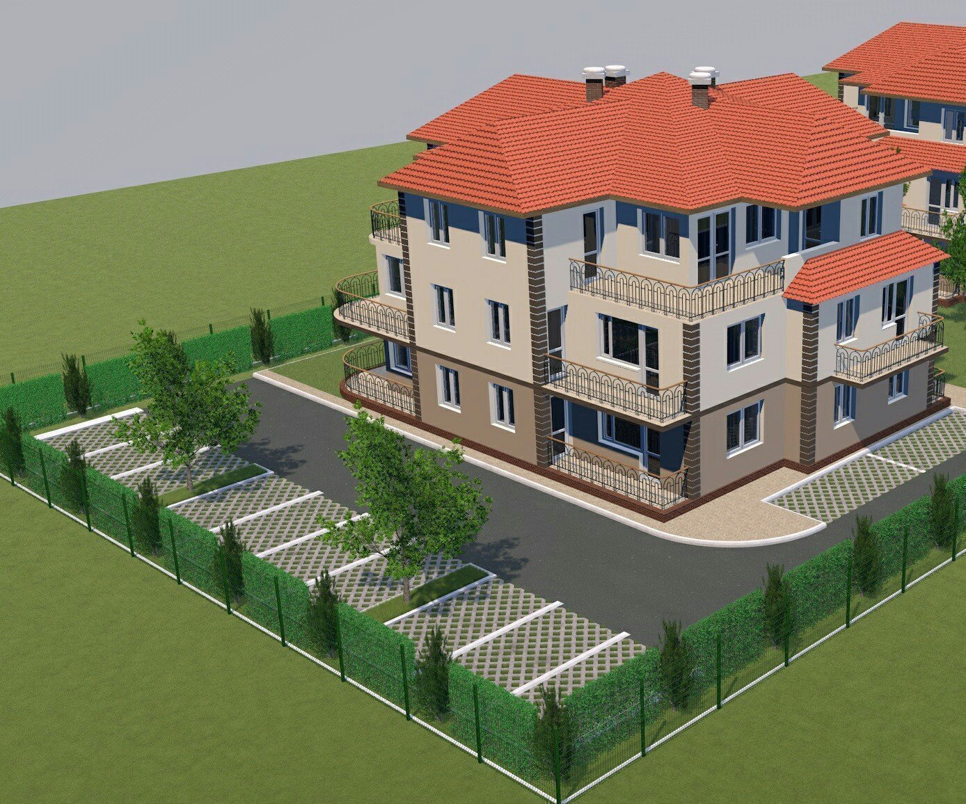 Sale property abroad Apartments in Hajduszoboszlo