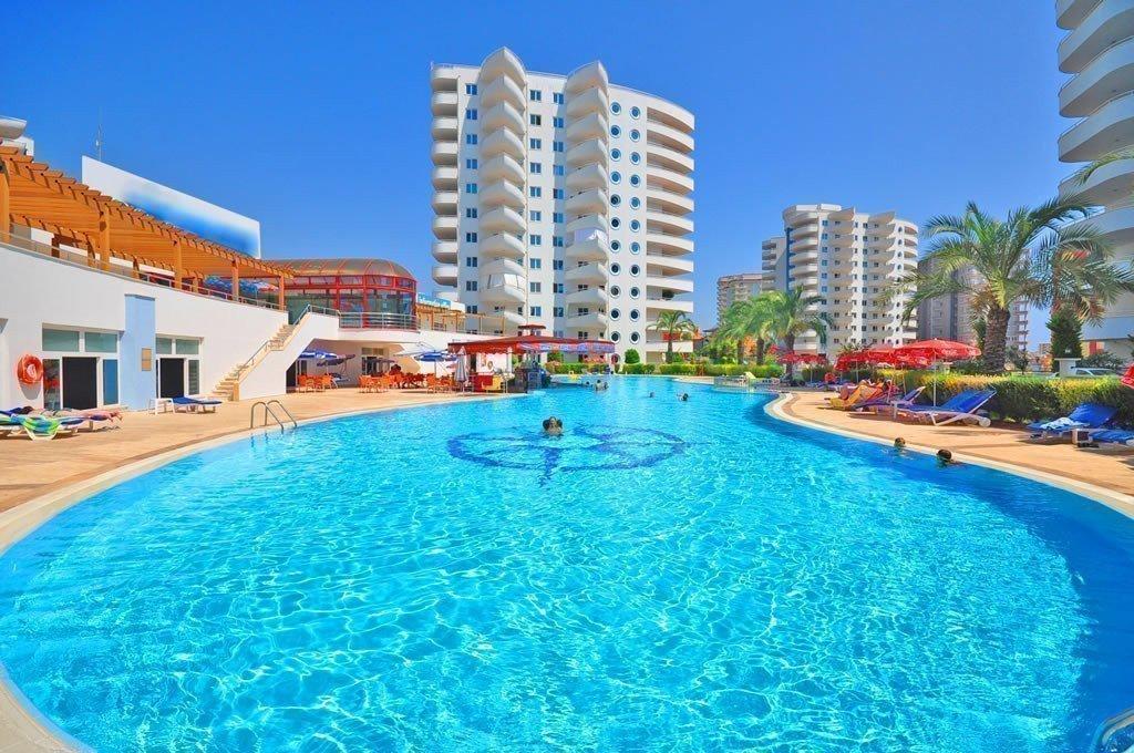 Rent property abroad 3 bedroom apartment in Mahmutlar