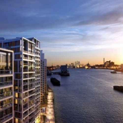 Photo: Sell apartment with a view of the River Thames