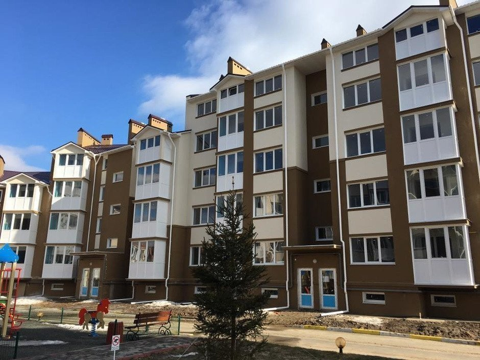 Photo: Sale flat in Vorzel. Announcement № 5761