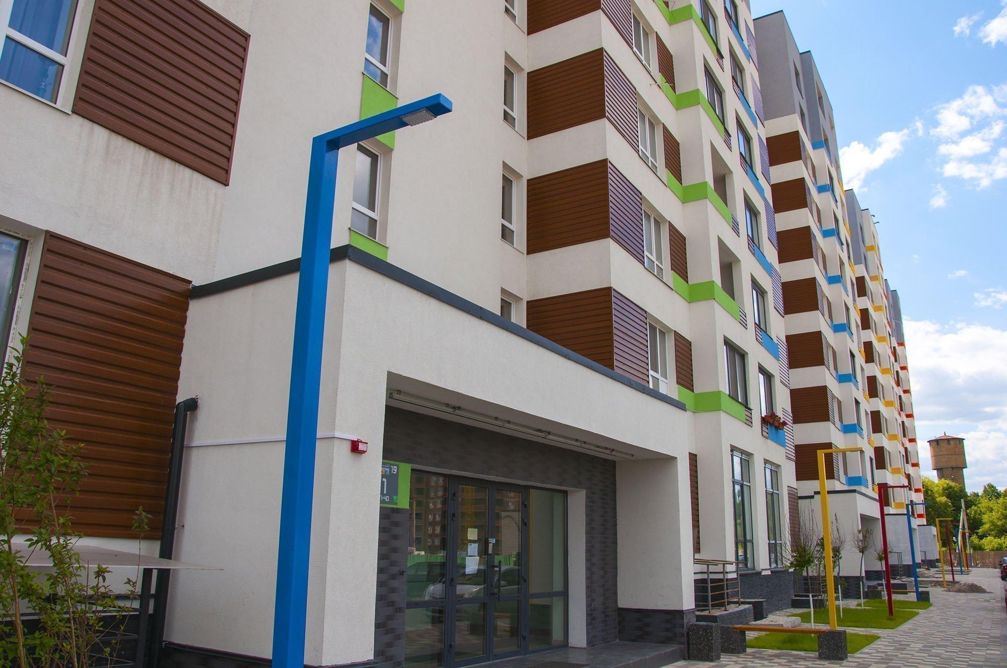 Фото: Продам квартиру в городе Вишневое. Объявление № 5788
