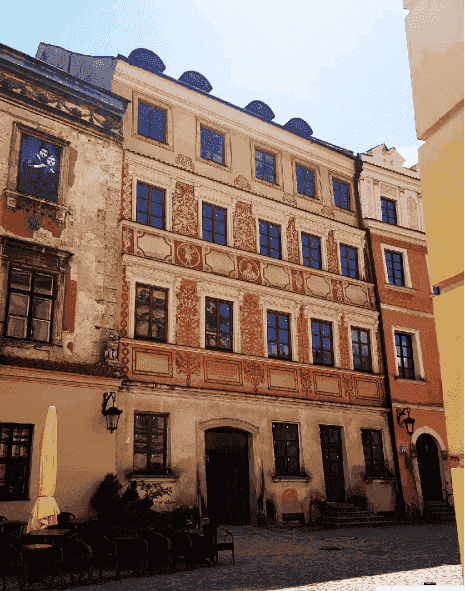 Rent property abroad Real estate in the center of Lublin is leased!