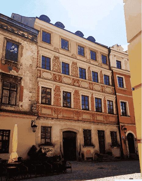 Сдам в аренду недвижимость за рубежом Недвижимость в центре Люблина сдается в аренду!