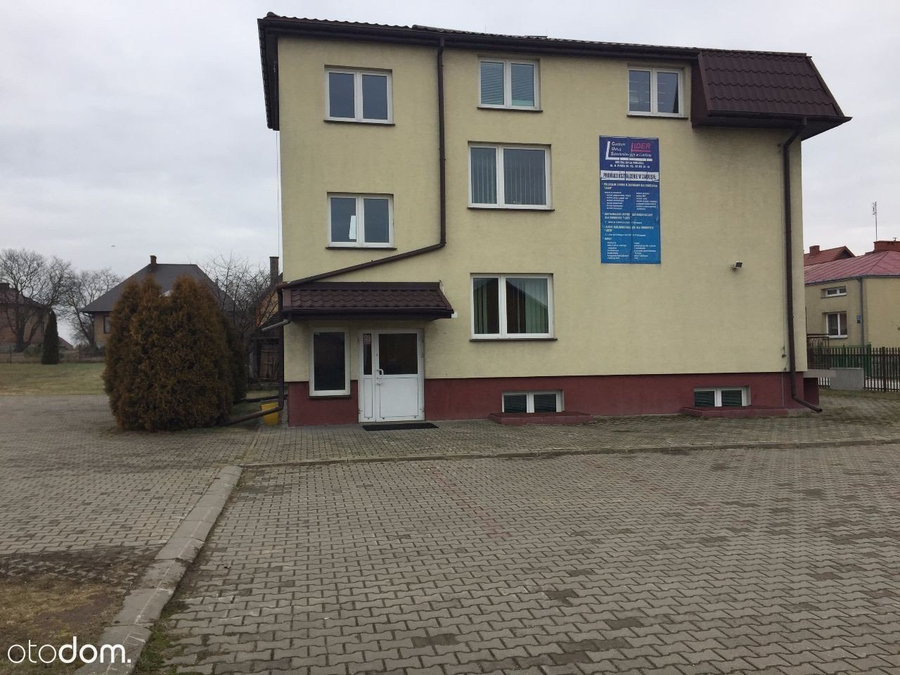 Sale property abroad Sale of land in Lublin