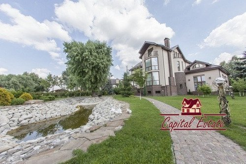 Photo: Sale cottage in Vyshenky. Announcement № 5838