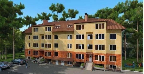 Купить квартиру в новостройке Квартиры на Полтавской в Ирпене