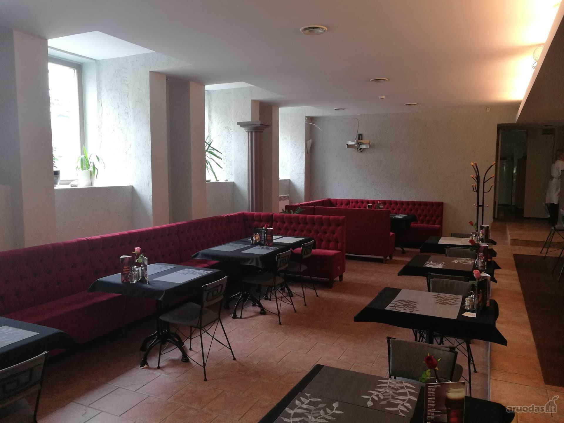 Rent property abroad Restaurant property in Vilnius (LT)
