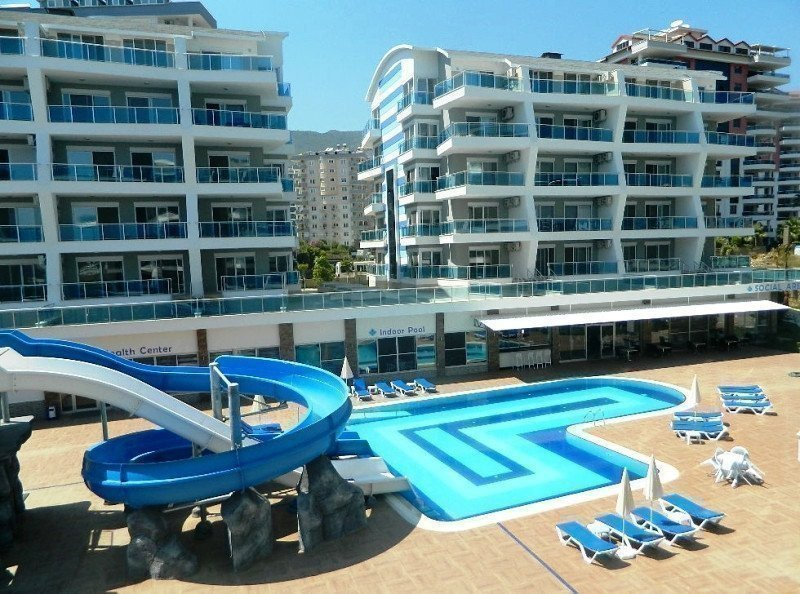 Sale property abroad Real estate in Alanya
