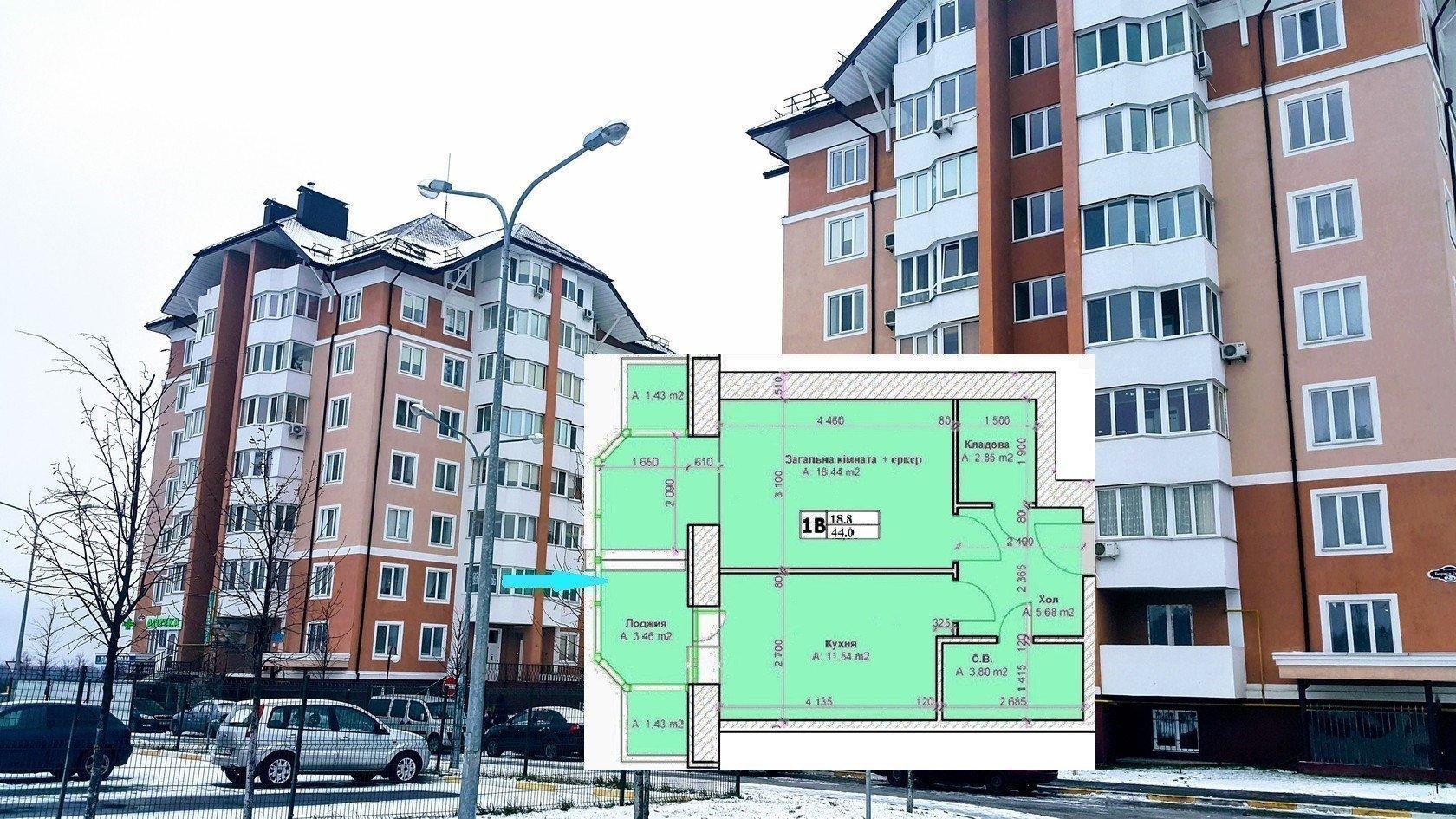 Фото: Продам квартиру в городе . Объявление № 5907