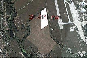 Продам земельный участок в городе Гостомель. Объявление № 3185