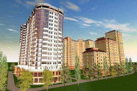 Buy an apartment in a new building Kvartal-avia RC