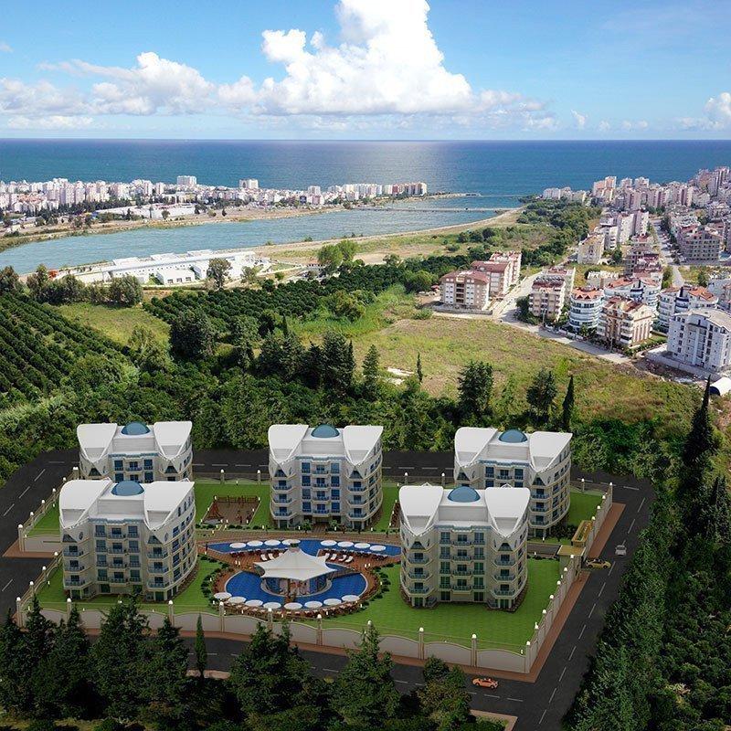 Sale property abroad Melda Palace