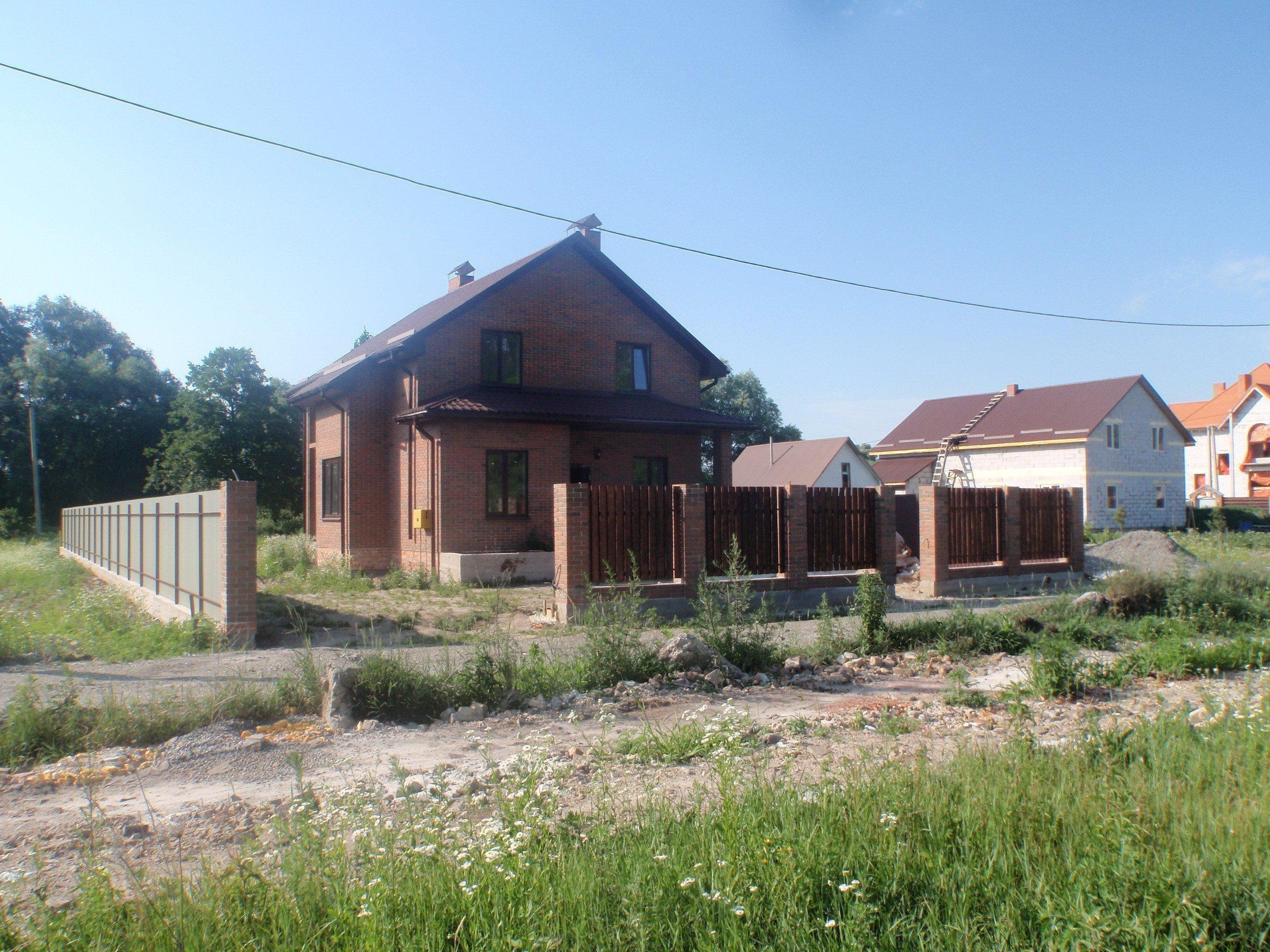 Фото: Продам дом в городе Гнедин. Объявление № 3961