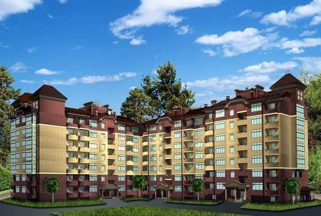 Buy an apartment in a new building Vorzel Park residential comlex