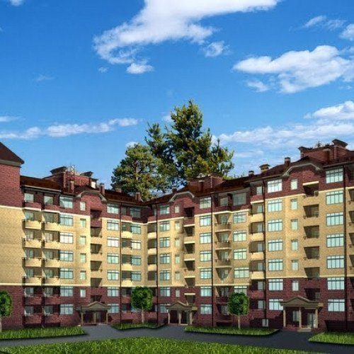 Photo: «Vorzel Park» residential comlex