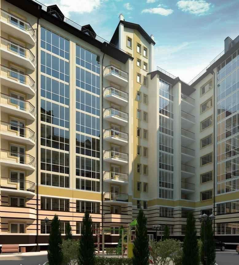 Купити квартиру в новобудові Французький квартал житловий комплекс