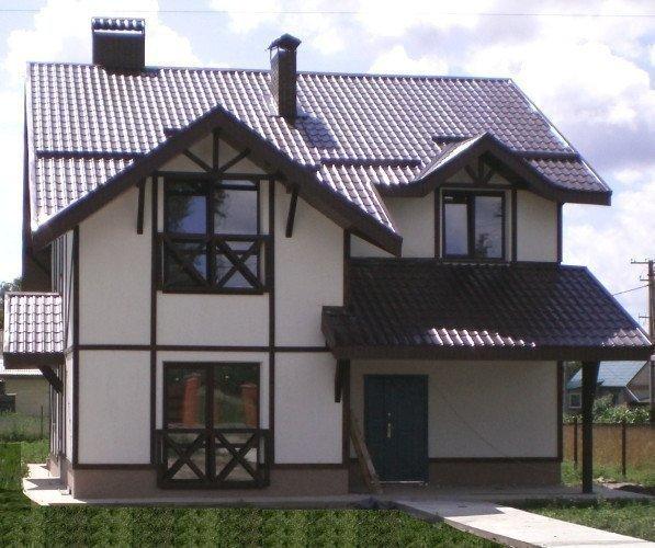 Продам коттедж в городе Варовичи. Объявление № 3234